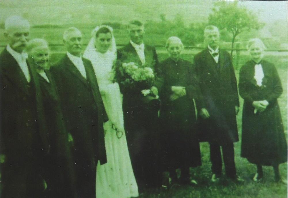Hochzeit P. Ludwig und Agnes