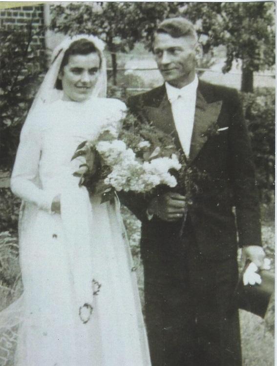 Paul und Agnes Ludwig